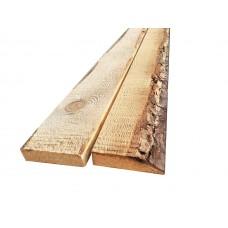 Доска обрезная (2й сорт)  25х150х6000